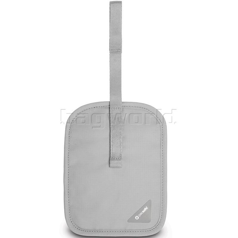 Pacsafe Coversafe V60 RFID Blocking Secret Belt Wallet Black