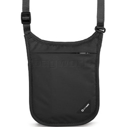 Pacsafe Coversafe V75 RFID-Blocking Neck Pouch Black 10139