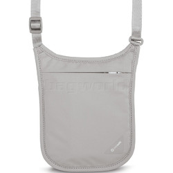 Pacsafe Coversafe V75 RFID-Blocking Neck Pouch Grey 10139