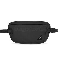 Pacsafe Coversafe X100 RFID Blocking Waist Wallet Black 10153