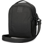 Pacsafe Metrosafe LS100 Anti-Theft Cross Body Bag Black 30400