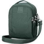 Pacsafe Metrosafe LS100 RFID Blocking Anti Theft Cross Body Bag Pine Green 30400