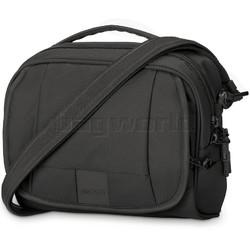 Pacsafe Metrosafe LS140 Anti-Theft Compact Shoulder Bag Black 30410