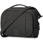 Pacsafe Metrosafe LS140 Anti-Theft Compact Shoulder Bag Black 30410