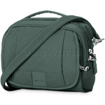 Pacsafe Metrosafe LS140 Anti-Theft Compact Shoulder Bag Pine Green 30410