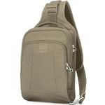 Pacsafe Metrosafe LS150 RFID Blocking Anti-Theft Sling Backpack Sandstone 30415