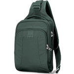 Pacsafe Metrosafe LS150 RFID Blocking Anti-Theft Sling Backpack Pine Green 30415