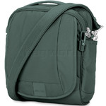 Pacsafe Metrosafe LS200 RFID Blocking Anti-Theft Shoulder Bag Pine Green 30420