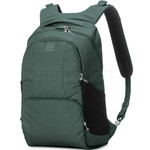 "Pacsafe Metrosafe LS450 RFID Blocking Anti-Theft 15"" Laptop Backpack Pine Green 30435"