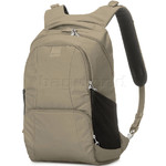 "Pacsafe Metrosafe LS450 RFID Blocking Anti-Theft 15.6"" Laptop Backpack Sandstone 30435"