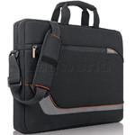 """Solo Urban 17.3"""" Laptop Slim Briefcase Black TR124"""