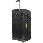 High Sierra AT8 Large 81cm Backpack Drop Bottom Wheel Duffel Black 67927 - 1