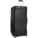 High Sierra AT8 Large 86cm Wheel Duffel Black 67933 - 1