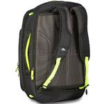 "High Sierra AT8 17.3"" Laptop Convertible Backpack/Shoulder Carry-On Black 67939 - 1"