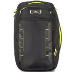 "High Sierra AT8 17.3"" Laptop Convertible Backpack/Shoulder Carry-On Black 67939 - 3"
