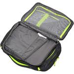 "High Sierra AT8 17.3"" Laptop Convertible Backpack/Shoulder Carry-On Black 67939 - 5"