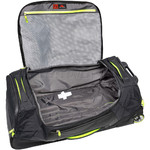 High Sierra AT8 Large 86cm Wheel Duffel Black 67933 - 5