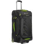 High Sierra AT8 Medium 66cm Backpack Drop Bottom Wheel Duffel Black 67926