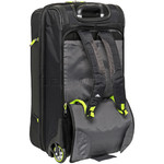 High Sierra AT8 Medium 66cm Backpack Drop Bottom Wheel Duffel Black 67926 - 2
