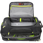High Sierra AT8 Medium 66cm Backpack Drop Bottom Wheel Duffel Black 67926 - 4