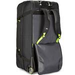 High Sierra AT8 Backpack Drop Bottom Wheel Duffel Set of 3 Black 73227, 67926, 67927 with FREE Samsonite Luggage Scale 34042 - 3