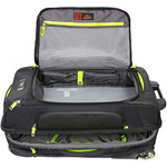 High Sierra AT8 Backpack Drop Bottom Wheel Duffel Set of 3 Black 73227, 67926, 67927 with FREE Samsonite Luggage Scale 34042 - 5