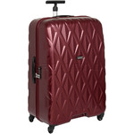 Antler Atlas Large 82cm Hardside Suitcase Red 39622