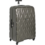 Antler Atlas Large 82cm Hardside Suitcase Charcoal 39622