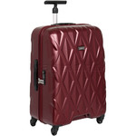 Antler Atlas Medium 67cm Hardside Suitcase Red 39623