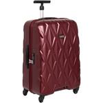 Antler Atlas Medium 67cm Hardside Suitcase Red 39623