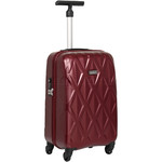 Antler Atlas Small/Cabin 56cm Hardside Suitcase Red 39626