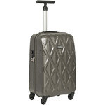 Antler Atlas Small/Cabin 56cm Hardside Suitcase Charcoal 39626
