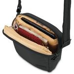 Pacsafe Citysafe CS75 Anti-Theft Crossbody Travel Bag Black 20205 - 1