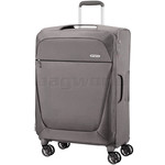 Samsonite B'Lite 3 SPL Medium 71cm Softside Suitcase Storm Grey 68223