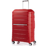 Samsonite Octolite Large 75cm Hardside Suitcase Red 74645