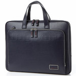 Samsonite Red Vico 2 Slim Tablet Briefcase Navy 74743