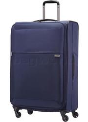 Samsonite 72 Hours Large 78cm Softside Suitcase Navy 60572