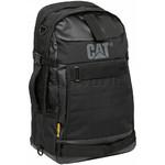 "CAT Millennial Bryan Evo 17"" Laptop Carry On Backpack/Messenger Black 83246"