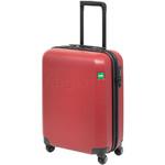 Lojel Rando Small/Cabin 55cm Hardside Suitcase Brick Red JRA55