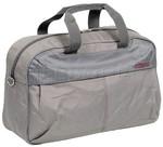American Tourister Spot-Lite Boston Bag Purple Trim 60188
