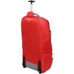 High Sierra Composite Large 84cm Wheeled Duffel with Backpack Straps Crimson 63218 - 1