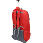 High Sierra Composite Large 84cm Wheeled Duffel with Backpack Straps Crimson 63218 - 2