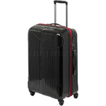 Qantas Constellation Medium 67cm Hardside Suitcase Black Q980B