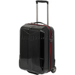 Qantas Constellation Small/Cabin 50cm Hardside Suitcase Black Q980C