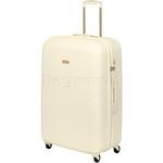 Qantas Mascot Large 75cm Hardside Suitcase White Q440A