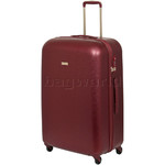 Qantas Mascot Large 75cm Hardside Suitcase Red Q440A