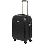 Qantas Mascot Small/Cabin 52cm Hardside Suitcase Black Q440C