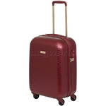 Qantas Mascot Small/Cabin 52cm Hardside Suitcase Red Q440C