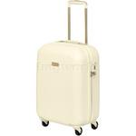 Qantas Mascot Small/Cabin 52cm Hardside Suitcase White Q440C