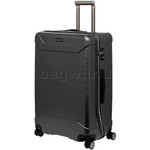 Qantas Cloncurry Large 74cm Hardside Suitcase Black Q390A